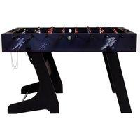 Charles Bentley Premium 4ft Folding Football Games Table