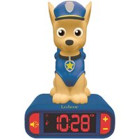 Paw Patrol Night Light Radio Alarm Clock