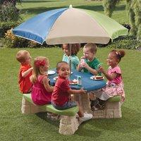 Step2 Naturally Playful Picnic Table & Umbrella