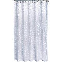 Silk Leaf Shower Curtain