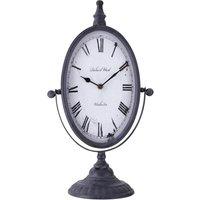 Mantel Clock - Antique Black