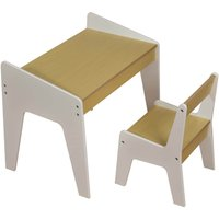 Kids Play Table and Stool
