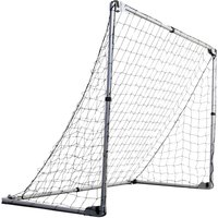 Lifetime Football Goal - 7x5ft (Silver)