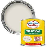 Sandtex Ultra Smooth Masonry Paint - Chalk Hill - 150ml