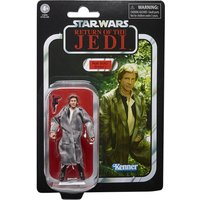 Hasbro Star Wars The Vintage Collection Return of the Jedi Han Solo (Endor) Action Figure