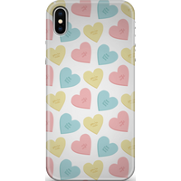 Heart Sweets Phone Case for iPhone and Android - iPhone XS Max - Snap Case - Matte