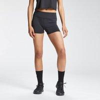 MP Women's Repeat MP Training Booty Shorts - Black - XS