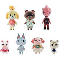 Nintendo Animal Crossing Figures Gift Set - 7 Pieces