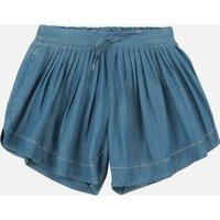 Chloe Girls' Shorts - Denim Blue - 12 Years