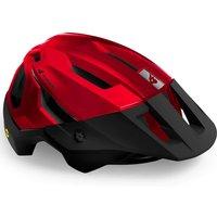 Blue Grass Rogue MIPS MTB Helmet - M/56-58cm - Red Metallic