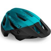 Blue Grass Rogue MTB Helmet - M/56-58cm - Rogue Petrol Blue Matt