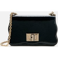 Furla Womens 1927 Mini Cross Body Bag 20 - Black/Gold
