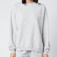 H2OFagerholt Women's Cream Doctor 1 O'Neck Sweatshirt - Grey Melange - XS