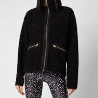 H2OFagerholt Women's Yin and Yang Pile Jacket - Black - L