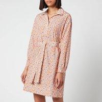 A.P.C. Women's Melissa Dress - Orange - FR 40/UK 10