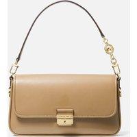 MICHAEL Michael Kors Womens Bradshaw Small Shoulder Bag - LT Cream