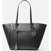 MICHAEL Michael Kors Women's Carine Medium Tote Bag - Black