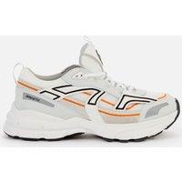 Axel Arigato Women's Marathon R-Trail Running Style Trainers - White/Amber - UK 7
