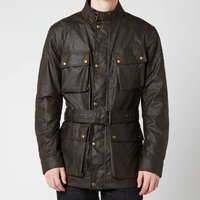 Belstaff Men's Trialmaster Jacket - Faded Olive - IT 48/M