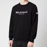 Belstaff Men's 1924 Sweatshirt - Black/White - M
