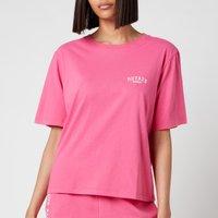 ROTATE Birger Christensen Women's Aster T-Shirt - Carmine Rose - L