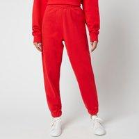 ROTATE Birger Christensen Women's Mimi Sweatpants - Flame Scarlett - L