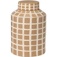 Broste Copenhagen Decorative Jar - Golden Fleece