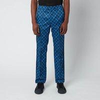 adidas X Wales Bonner Men's Tartan TP Trousers - Multi - S