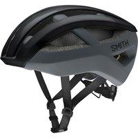 Smith Network MIPS Road Helmet - Medium - Black - Matte Cement