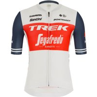 Santini Trek-Segafredo Pro Team Eco Sleek Race Jersey - M