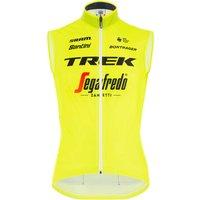 Santini Trek-Segafredo Training Fine Light Wind Vest - S
