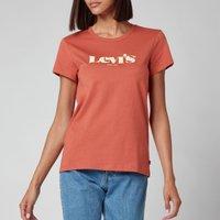 Levi's Women's The Perfect T-Shirt - New Logo Aragon - M