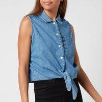 Levi's Women's Rumi Button Shirt - G'Day Mate - M