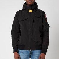 Parajumpers Mens Gobi Spring Jacket - Black - L