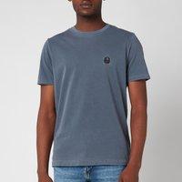 Parajumpers Men's Patch Logo T-Shirt - Flint Stone - S