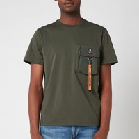Parajumpers Men's Mojave Chest Pocket T-Shirt - Sycamore - S