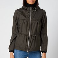 Herno Womens Ultralight Sportswear Jacket - Verde Military -