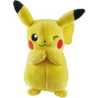 Pokémon 8 Inch Plush - Pikachu (Winking)