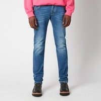 Jacob Cohen Men's J622 Yellow Badge Slim Jeans - Dark Blue - W33