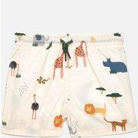 Liewood Boys' Duke Board Shorts - Safari Sandy Mix -  5-6 Years