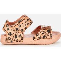 Liewood Girls' Blumer Sandals - Mini Leo Tuscany Rose - UK 8 Toddler