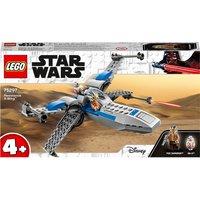 LEGO Star Wars: Resistance X-Wing Starfighter Set (75297)