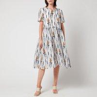 Baum Und Pferdgarten Women's Ariola Dress - White - EU 34/UK 6