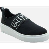 Mario Valentino Shoes Women's Slip-On Trainers - Black - UK 3