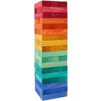 Sunnylife Giant Rainbow Jumbling Tower
