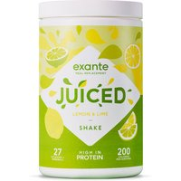 Lemon & Lime JUICED Meal Replacement Shake 10 Serve Tub