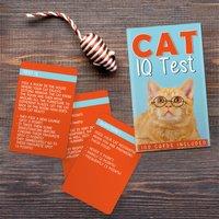 Cat IQ Test Cards