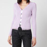 Olivia Rubin Women's Tansy Cardigan - Lilac - L