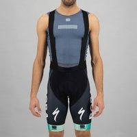 Sportful Bora Hansgrohe Bodyfit Pro Ltd Bib Shorts - S