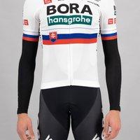 Sportful Bora Hansgrohe Pro Team Arm Wamrers - M